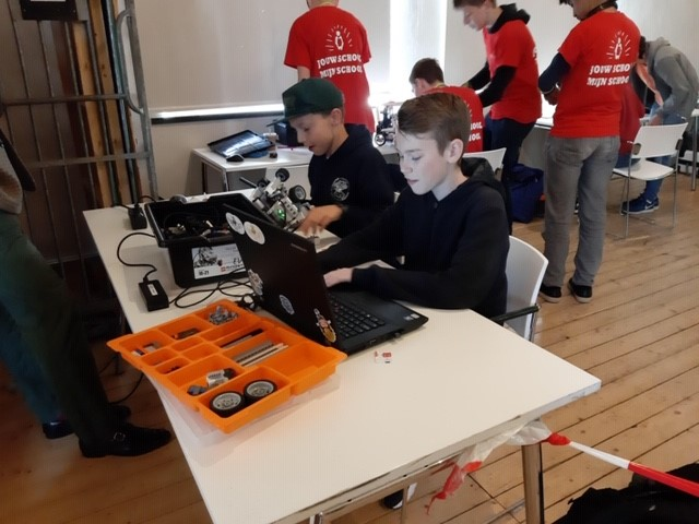 Robocup junior 2019 3